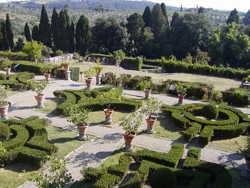Il giardino italiano for Giardino 3d gratis italiano