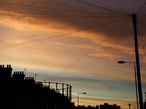 Burges Road, 5am