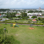 "Park Overlooking Chatan Not sure what the name of this one is, but I found it on Google Earth, after driving past it on the way from Kadena to Foster using an as-yet-undiscovered ""shortcut"""