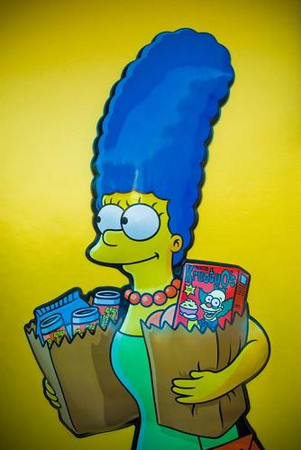 Birthday haiku for Julie Kavner, voice of Marge Simpson ...