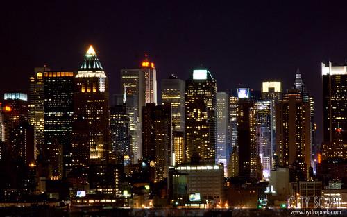 cityscape wall 1440x900 New York Skyline, Edgewater