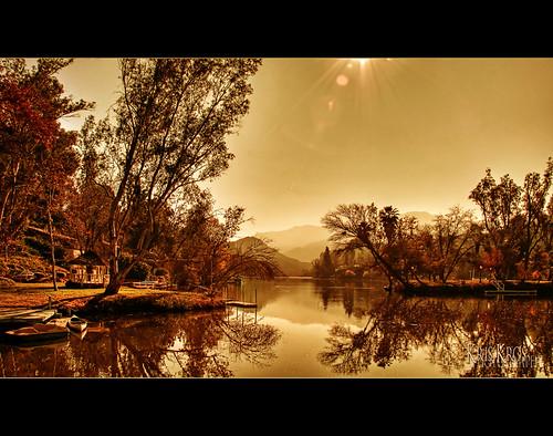 california ca sun lake photography high nikon raw dynamic under hills bec range hdr kkg the agoura photomatix maliboulake kriskros 1xp artofimages kkgallery