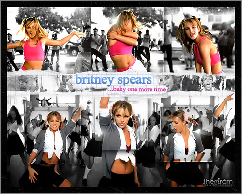 Britney Spears - ...Baby One More Time (Version 09)