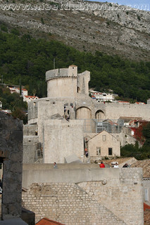 View On Fortress Revelin Dubrovnik Old Town