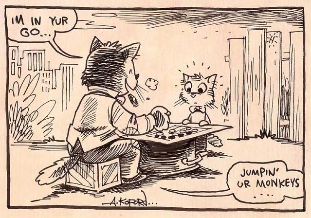 Laugh-Out-Loud Cats #1