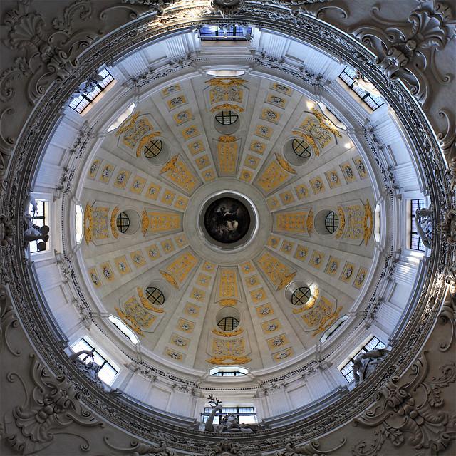 St Kajetan's Dome