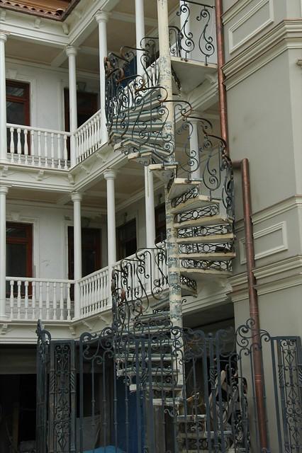 Renovated Building - Tbilisi, Georgia