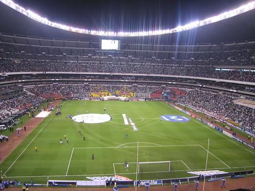 Estadio azteca image 100 for Puerta 1 estadio azteca