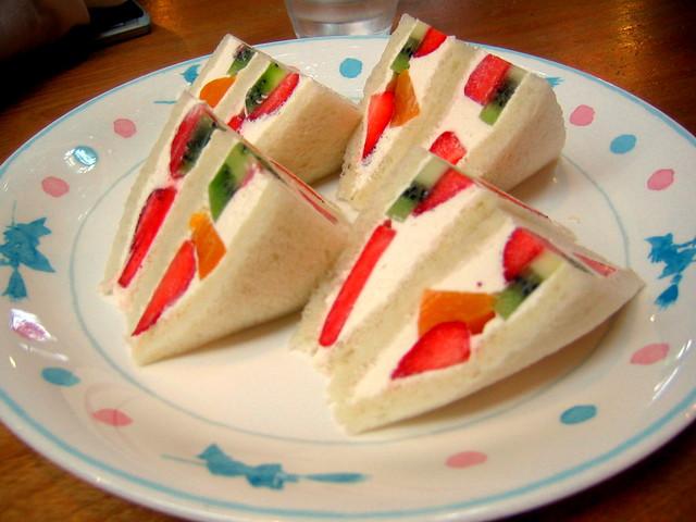 Japanese Fruit Cake Recipe