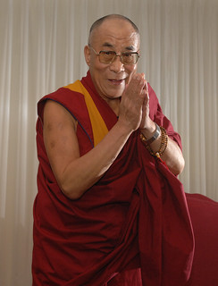 Dalai Lama in Portugal