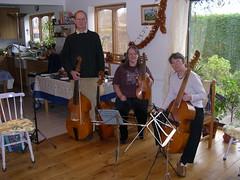 Viols at Tenterden