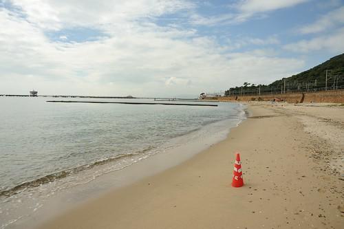 神戸 須磨海岸, Kobe Suma coast