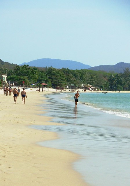 On the Beach, Koh Lanta, Thailand
