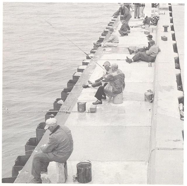Michigan fishing pier fishing flickr photo sharing for Harrison fishing pier