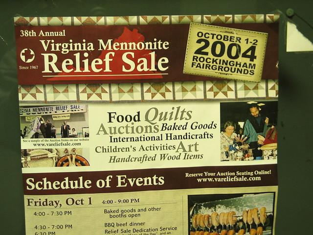 Virginia Mennonite Relief Sale >> Virginia Mennonite Relief Sale | Flickr - Photo Sharing!