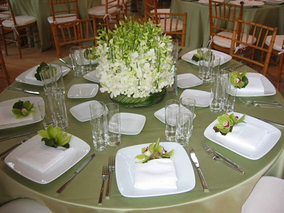 Table Setting For Dinner Party : Dinner Party Table Setting Inside LOliviers shop  Flickr - Photo ...