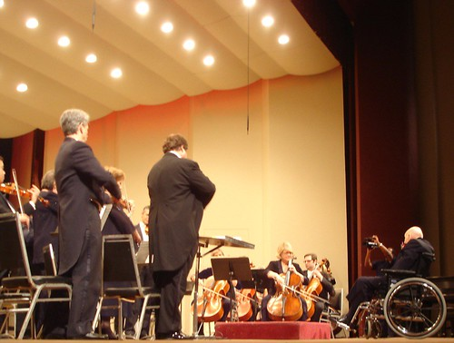 Maestro John Schenaut, Shreveport Symphony by trudeau