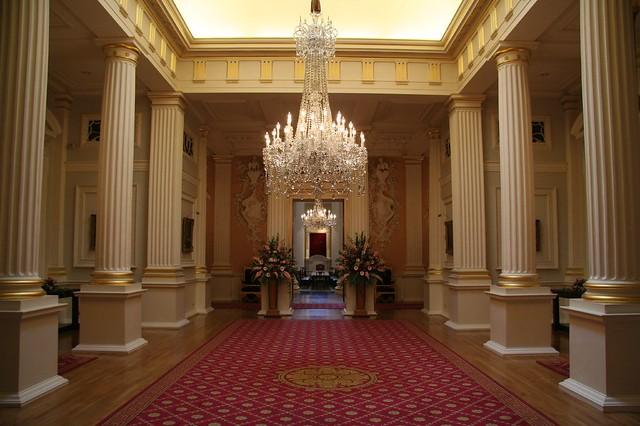 Mansion House interior | Mansion House, London visited ...