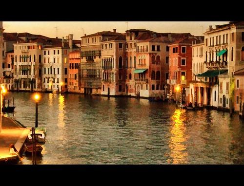 Venetian watercolour