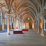ภาพของ Collège des Bernardins. paris france nef dalbera architecturecistercienne collègedesbernardins