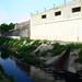 Air sungai tercemar. : Contaminated river water. Photo by Agam