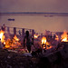 Varanasi, Burning Ghat. by Remember to blink