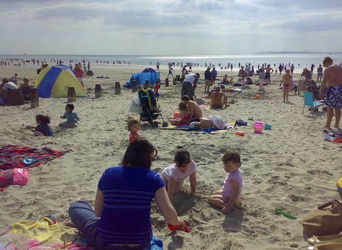 West Wittering, a Blue Flag beach