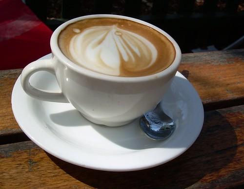 London calling los ingleses descubren por fin el caf for Tazas cafe con leche