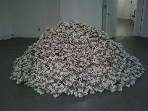 A Pile of Money