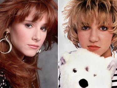 Tiffany vs. Debbie Gibson!