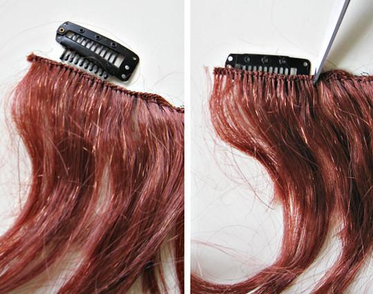 Clip Extension Hair Make 49
