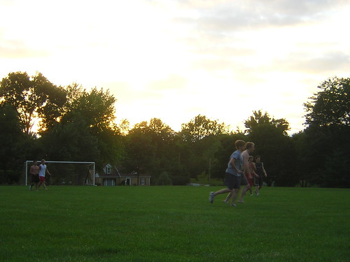 sunset ultimatefrisbee