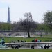 Paris Jardin des Tuileries Eifel Tower