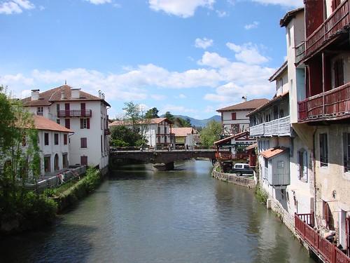 Ponte em Saint Jean