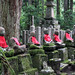 The Red Bibs of Okunoin Cemetary by StephenJR