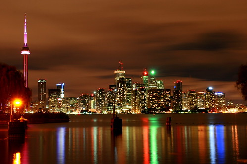 Toronto@night !