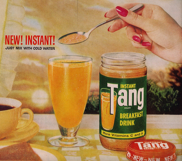 IT'S...1959! Tang Breakfast Drink