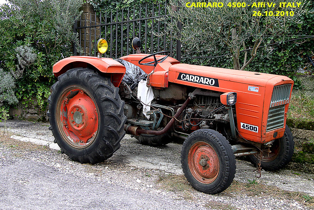 Carraro 4500 flickr photo sharing for Forum trattori carraro