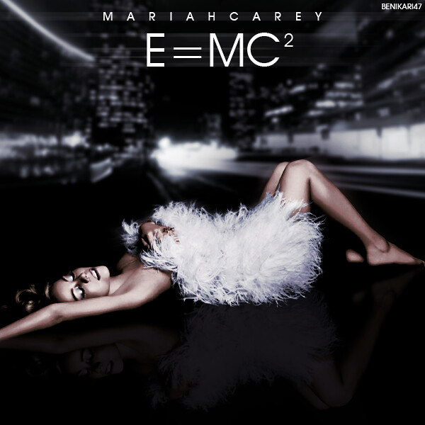 Mariah Carey - E=MC2 Cover | Cover for Mariah's amazing ...