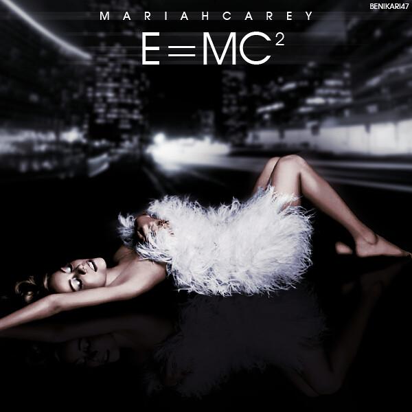 Mariah Carey - E=MC2 Cover | Cover for Mariah's amazing ...