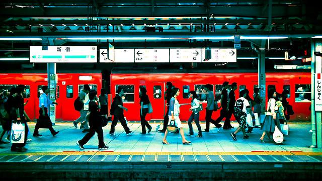 Shinjuku-eki