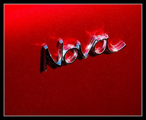 Candy Apple Red Nova