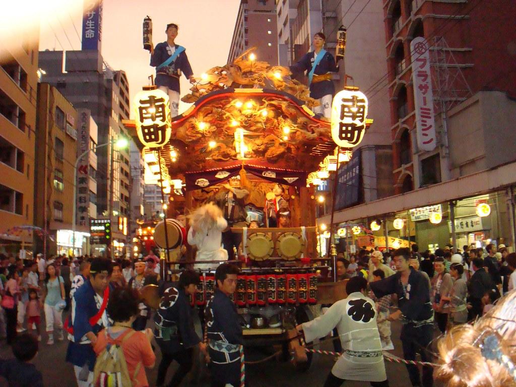 Hachioji Festival 046