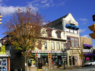 Landale, PA Main Street by Don Groff.