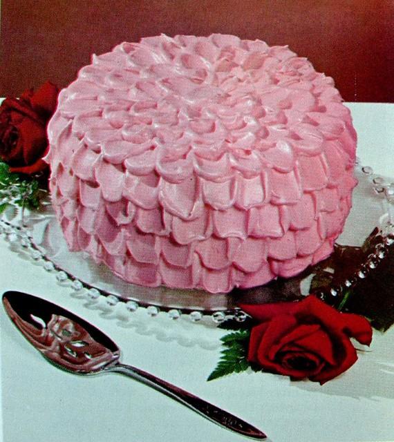 Rose Petal Cake Images : Rose Petal Cake Flickr - Photo Sharing!