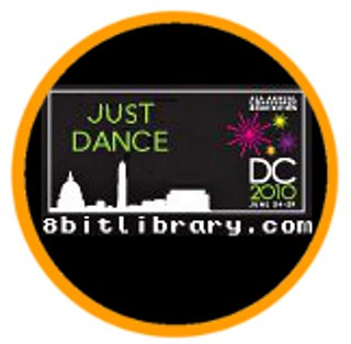 ALA Dance Party Badge
