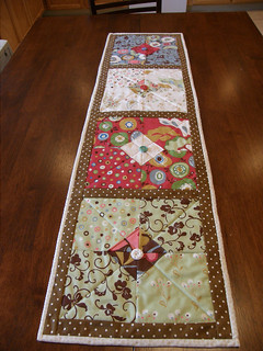 Charming Mini Quilt for Grammypat01