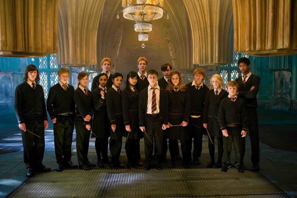El Escuadrón de Dumbledore