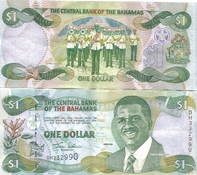 Bahamas money | Flickr - Photo Sharing!
