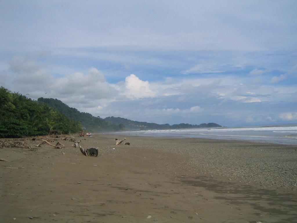 пляж Доминикал